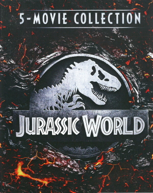 Jurassic World : 5 movie-colle...